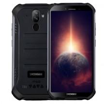 Odolný mobilní telefon Doogee S40 PRO 4GB/64GB, černá