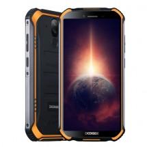 Odolný mobilní telefon Doogee S40 PRO 4GB/64GB, oranžová