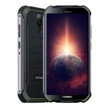 Odolný mobilní telefon Doogee S40 PRO 4GB/64GB, zelená