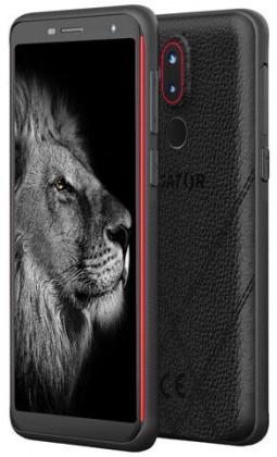 Odolný telefon Aligator RX800 eXtremo 4GB/64GB, červená