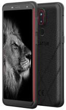 Odolný telefon Aligator RX800 eXtremo 4GB/64GB, červená POUŽITÉ,