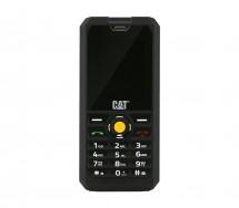 Odolný telefon Caterpillar CAT B30, černá