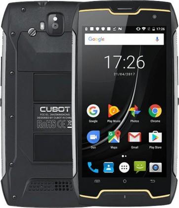 Odolný telefon cubot kingkong 2gb/16gb, černá CUBOT