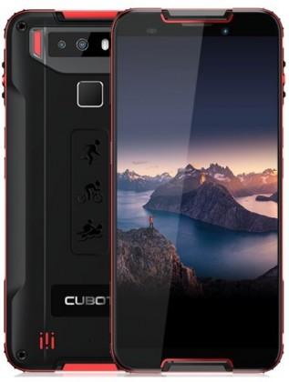 Odolný telefon cubot quest 4gb/64gb, červená CUBOT