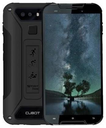 Odolný telefon cubot quest lite 3gb/32gb, černá CUBOT