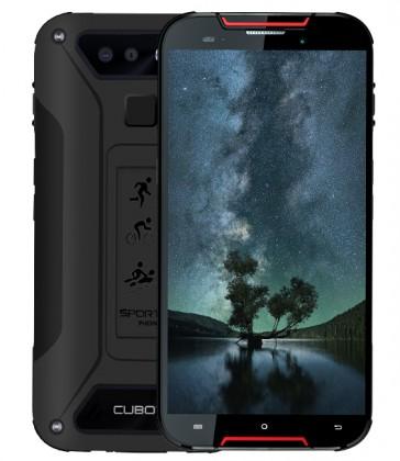 Odolný telefon Cubot Quest Lite 3GB/32GB, červená