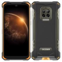 Odolný telefon Doogee S86 6GB/128GB, oranžová