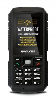 Odolný telefon EVOLVEO StrongPhone X1 ROZBALENO