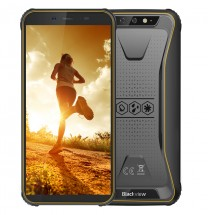 Odolný telefon iGET Blackview GBV5500 Plus 3GB/32GB, žlutá + DÁREK Antivir Bitdefender pro Android v hodnotě 299 Kč
