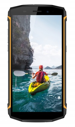 Odolný telefon iGET Blackview GBV5800 2GB/16GB, černá