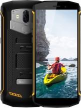 Odolný telefon iGET Blackview GBV5800 2GB/16GB, černá + Powerbanka Swissten 6000mAh