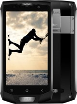 Odolný telefon iGET Blackview GBV8000 PRO 6GB/64GB, černá + DÁRKY ZDARMA