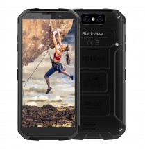 Odolný telefon iGET Blackview GBV9500 Plus 4GB/64GB, černá