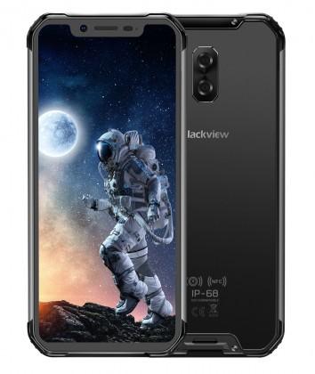 Odolný telefon iGET Blackview GBV9600E 4GB/128GB, černá