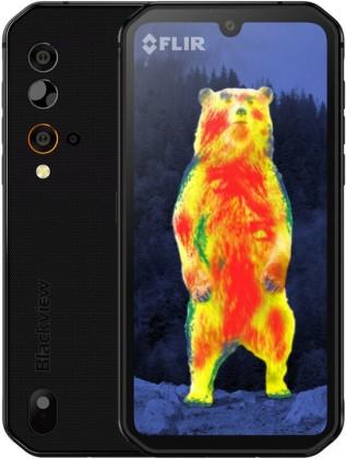 Odolný telefon iGET Blackview GBV9900 Pro Thermo 8GB/128GB,černá