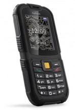 Odolný telefon MyPhone Hammer 2, černá