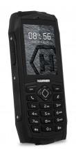 Odolný telefon MyPhone HAMMER 3 PLUS, černá