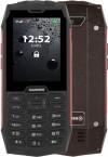 Odolný telefon myPhone Hammer 4, červená