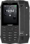 Odolný telefon myPhone Hammer 4, stříbrná