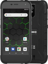 Odolný telefon MyPhone Hammer Active 2 3G 2GB/16GB, černá