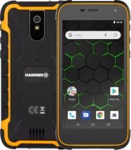 Odolný telefon MyPhone Hammer Active 2 3G 2GB/16GB, oranžová