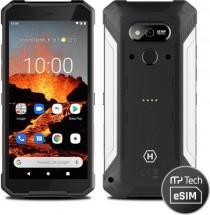 Odolný telefon myPhone Hammer Explorer Pro 6GB/128GB, stříbrná