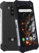 Odolný telefon myPhone Hammer Iron 3 LTE 3GB/32GB, stříbrná + DÁREK Antivir Bitdefender pro Android v hodnotě 299 Kč