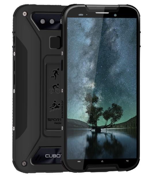 Odolný telefon Odolný telefon Cubot Quest Lite 3GB/32GB, černá