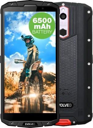 Odolný telefon Odolný telefon Evolveo StrongPhone G7 3GB/32GB, černá