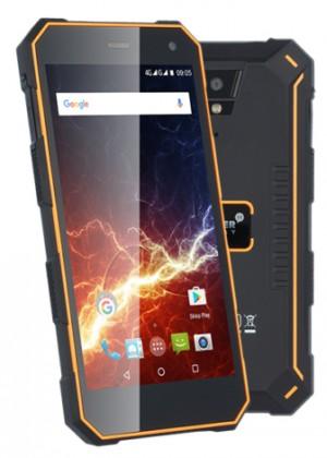 Odolný telefon Odolný telefón myPhone Hammer ENERGY 18x9 LTE 3GB/32GB, oranž.