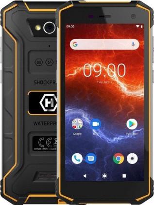 Odolný telefon Odolný telefon myPhone Hammer Energy 2 LTE 3GB/32GB, oranžová