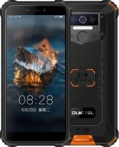Odolný telefon Oukitel WP5 4GB/32GB, oranžová + DÁREK Antivir Bitdefender pro Android v hodnotě 299 Kč