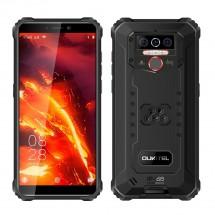 Odolný telefon Oukitel WP5 Pro 4GB/64GB, černá + DÁREK Antivir Bitdefender pro Android v hodnotě 299 Kč
