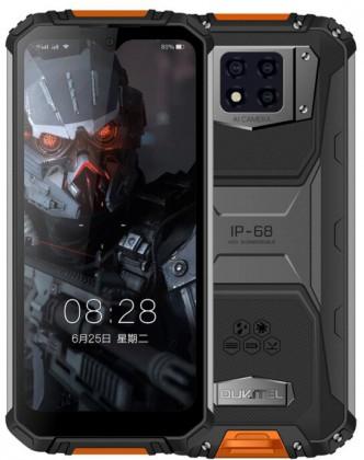 Odolný telefon Oukitel WP6 6GB/128GB, oranžová