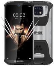Odolný telefon Oukitel WP6 6GB/128GB, stříbrná + DÁREK Antivir Bitdefender pro Android v hodnotě 299 Kč