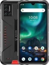 Odolný telefon Umidigi Bison 6GB/128GB, oranžová