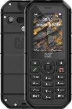 Odolný tlačítkový telefon Caterpillar CAT B26, černá