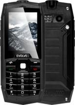 Odolný tlačítkový telefon Evolveo StrongPhone Z1, černá