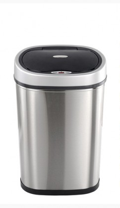 Odpadkové koše bezdotykový odpadkový koš helpmation gyt301 30l Hometech