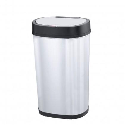 Odpadkové koše bezdotykový odpadkový koš helpmation gyt405 40l
