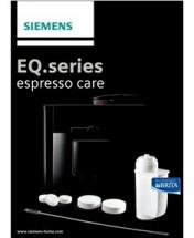 Odvápňovací set pro kávovary Siemens TZ80004