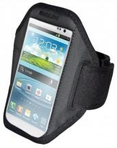 OEM  sportovní pouzdro na ruku pro Samsung Galaxy S3/S4,černá