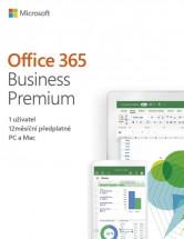 Office 365 Business Premium, CZ