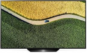 "OLED televize LG OLED55B9S (2019) / 55"" (139 cm) OBAL POŠKOZEN"
