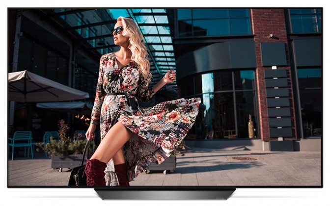 """OLED televize Smart televize LG OLED55B8PLA (2018) / 55"""" (139 cm)"""