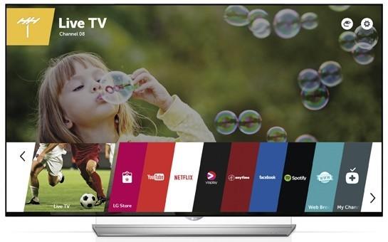 OLED televizor LG 55EF950V
