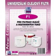 Olejový filtr F1