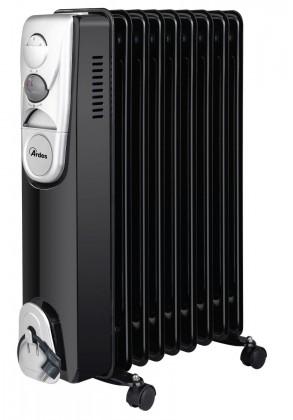 Olejový radiátor Ardes 4R09B, 9 žeber