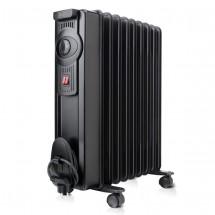 Olejový radiátor Black+Decker BXRA1500E, 9 žeber POUŽITÉ, NEOPOTŘ