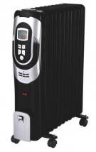 Olejový radiátor Guzzanti GZ 411BD, 11 žeber